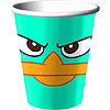 DISCONTINUED PHINEAS & FERB HOT-COLD CUP PARTY SUPPLIES