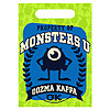 DISCONTINUED MONSTERS UNV TREAT BAGS PARTY SUPPLIES
