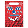 DISCONTINUED TURBO TREAT BAGS PARTY SUPPLIES