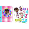 DISCONTINUED DOC MCSTUFFINS STICKER BOOK PARTY SUPPLIES