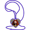 DISNEY'S BRAVE LIPGLOSS NECKLACE PARTY SUPPLIES