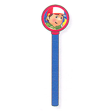 Click for larger picture of DISCONTINUED HANDY MANNY PENCIL TOPPERS PARTY SUPPLIES