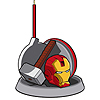 AVENGERS ASSEMBLE BIRTHDAY CANDLE PARTY SUPPLIES