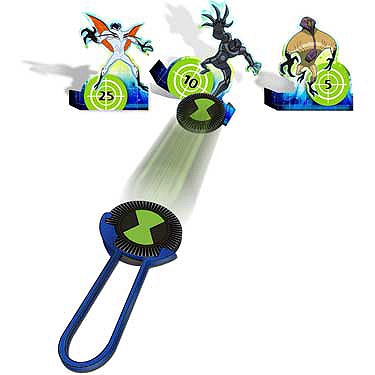 Click for larger picture of DISCONTINUED BEN 10 AF PARTY GAME PARTY SUPPLIES