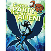 DISCONTINUED BEN 10 AF INVITATION PARTY SUPPLIES