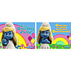 DISCONTINUED SMURFS 2 INVITATION & TY PARTY SUPPLIES