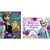 FROZEN INVITATION/THANK YOU PARTY SUPPLIES