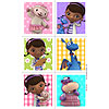 DISCONTINUED DOC MCSTUFFINS STICKERS PARTY SUPPLIES