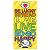 DISCONTINUED SO SO HAPPY STICKERS PARTY SUPPLIES