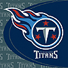 DISCONTINUED TENNESSEE TITANS LUNCH NP PARTY SUPPLIES