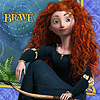 DISNEY'S BRAVE LUNCHEON NAPKIN PARTY SUPPLIES