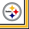 DISCONTINUED PITTSBURGH STEELER LNCH NAP PARTY SUPPLIES