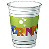 DISCONTINUED BIG DAY PARTY DRINK CUP (14 PARTY SUPPLIES