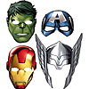 AVENGERS ASSEMBLE MASK PARTY SUPPLIES