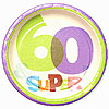 DISCONTINUED BIG DAY! 60TH DESSERT PLT PARTY SUPPLIES