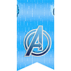 AVENGERS ASSEMBLE TABLE COVER PARTY SUPPLIES