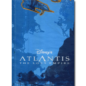 Click for larger picture of DISCONTINUED ATLANTIS TABLE COVER PARTY SUPPLIES