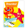 DISCONTINUED RUBBADUBBERS THANK YOU NTES PARTY SUPPLIES