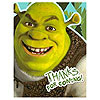 DISCONTINUED SHREK FOREVER THANK-YOU PARTY SUPPLIES