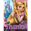 DISCONTINUED DISNEY TANGLED THANK-YOU PARTY SUPPLIES