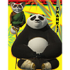 DISCONTINUED KF PANDA THANK YOU NOTE PARTY SUPPLIES