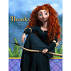 DISNEY'S BRAVE THANK YOU NOTE PARTY SUPPLIES
