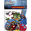AVENGERS ASSEMBLE PARTY VALUE FAVOR PACK PARTY SUPPLIES