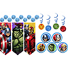 AVENGERS ASSEMBLE ROOM TRANSFORMATION KT PARTY SUPPLIES