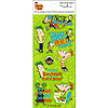 DISCONTINUED PHINEUS & FERB STICKERS PARTY SUPPLIES