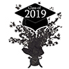 2019 GRADUATION BLACK CENTERPIECE PARTY SUPPLIES