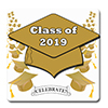 2019 GRADUATION GOLD COASTER PARTY SUPPLIES