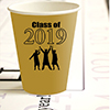 2019 GRADUATION GOLD CUP PARTY SUPPLIES