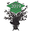2019 GRADUATION GREEN CENTERPIECE PARTY SUPPLIES