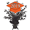 2019 GRADUATION ORANGE CENTERPIECE PARTY SUPPLIES