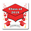 2019 GRADUATION RED COASTER PARTY SUPPLIES