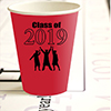 2019 GRADUATION RED CUP PARTY SUPPLIES