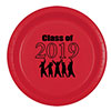 2019 GRADUATION RED DESSERT PLATE PARTY SUPPLIES