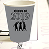 2019 GRADUATION SILVER CUP PARTY SUPPLIES