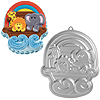 NOAH'S ARK SHAPED CAKE PAN PARTY SUPPLIES