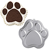PAW SHAPED CAKE PAN PARTY SUPPLIES