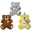 TEDDY BEAR SHAPED CAKE PAN PARTY SUPPLIES