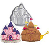 CASTLE SHAPED CAKE PAN PARTY SUPPLIES