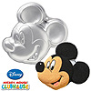 MICKEY MOUSE CAKE PAN PARTY SUPPLIES