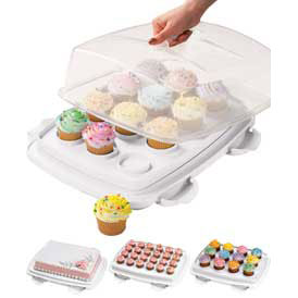 Click for larger picture of 3 IN 1 ULTIMATE CADDY PARTY SUPPLIES