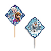 FROZEN FUN PICKS DECORATIONS PARTY SUPPLIES