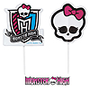MONSTER HIGH FUN PIX PARTY SUPPLIES