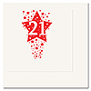 21ST - TIME TO CELEBRATE BEVERAGE NAPKIN PARTY SUPPLIES
