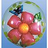 BUBBLE BALLOON LEAVES FLOWER DISCONTINUE PARTY SUPPLIES