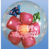 BUBBLE BALLOON: HAPPY BIRTHDAY FLOWER-5/ PARTY SUPPLIES