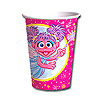 DISCONTINUED ABBY CADABBY HOT/COLD CUP PARTY SUPPLIES